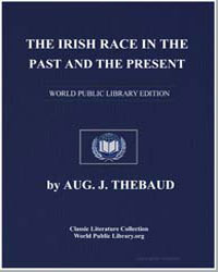 The Irish Race in the Past and the Prese... by Thebaud, Aug. J., Rev.