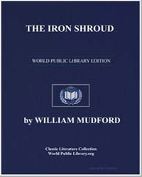 The Iron Shroud by Mudford, William