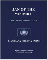 Jan of the Windmill by Ewing, Juliana Horatia Gatty