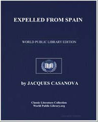 Expelled from Spain by Casanova, Jacques