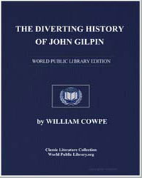 The Diverting History of John Gilpin; Sh... by Cowper, William