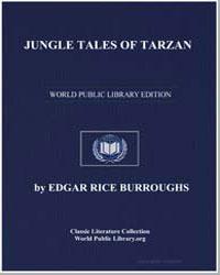 Jungle Tales of Tarzan by Burroughs, Edgar Rice
