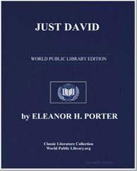Just David by Porter, Eleanor Hodgman