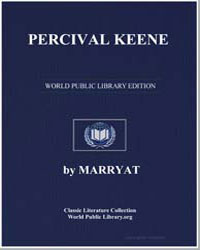 Percival Keene by Marryat, Frederick, Captain