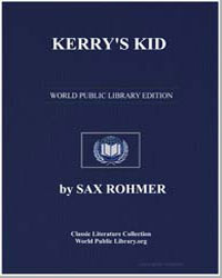 Kerry's Kid by Rohmer, Sax