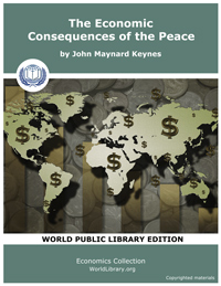 The Economic Consequences of the Peace by Keynes, John Maynard