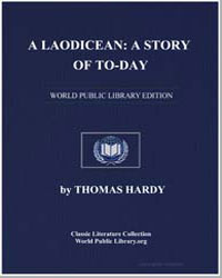A Laodicean : A Story of To-Day by Hardy, Thomas