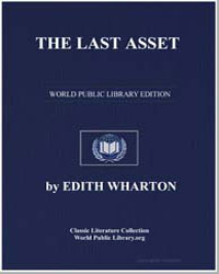 The Last Asset by Wharton, Edith