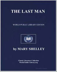 The Last Man by Shelley, Mary Wollstonecraft