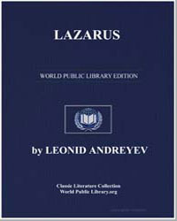 Lazarus by Andreyev, Leonid