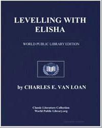 Levelling with Elisha by Van Loan, Charles Emmett