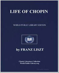 Life of Chopin by Liszt, Franz