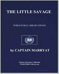 The Little Savage by Marryat, Frederick, Captain