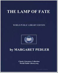 The Lamp of Fate by Pedler, Margaret