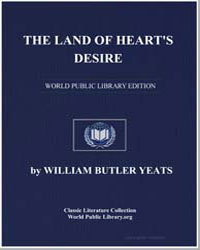 The Land of Heart's Desire by Yeats, William Butler