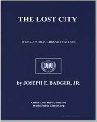 The Lost City by Badger, Joseph E., Jr.