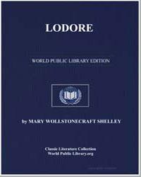 Lodore by Shelley, Mary Wollstonecraft