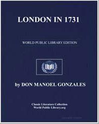 London in 1731 by Gonzales, Don Manoel