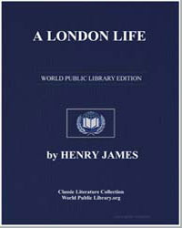 A London Life by James, Henry