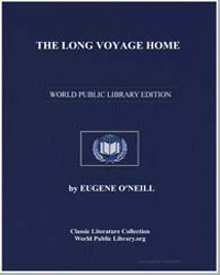 The Long Voyage Home by O'Neill, Eugene