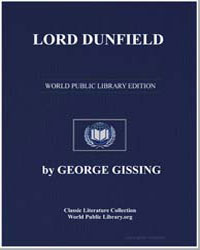 Lord Dunfield by Gissing, George