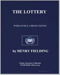 The Lottery by Fielding, Henry