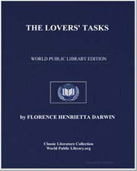 The Lovers' Tasks by Darwin, Florence Henrietta Fisher, Lady