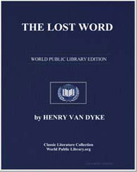 The Lost Word by Van Dyke, Henry
