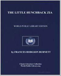 The Little Hunchback Zia by Burnett, Frances Hodgson