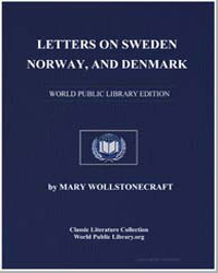 Letters on Sweden, Norway, And Denmark by Shelley, Mary Wollstonecraft