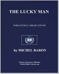 The Lucky Man by Baron, Michel