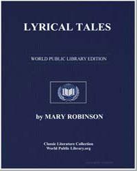 Lyrical Tales by Robinson, Mary