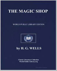 The Magic Shop by Wells, Herbert George