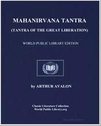 Mahanirvana Tantra (Tantra of the Great ... by Avalon, Arthur