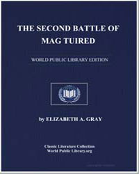 The Second Battle of Mag Tuired by Gray, Elizabeth A.