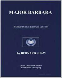 Major Barbara by Shaw, Bernard