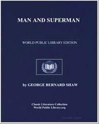 Man and Superman by Shaw, George Bernard