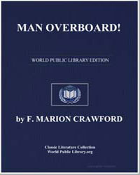 Man Overboard! by Crawford, Francis Marion