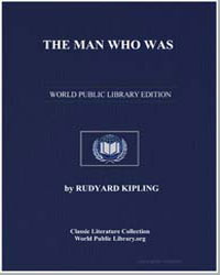 The Man Who Was by Kipling, Rudyard