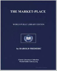 The Market-Place by Frederic, Harold