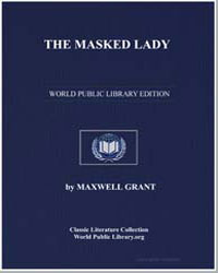 The Masked Lady by Grant, Maxwell