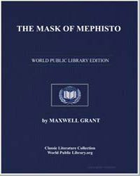 The Mask of Mephisto by Grant, Maxwell