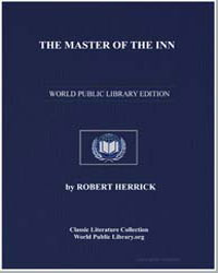 The Master of the Inn by Herrick, Robert