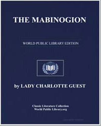 The Mabinogion by Guest, Lady Charlotte