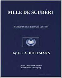 Mlle de Scuderi by Hoffmann, Ernest Theodor Amadeus