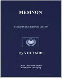 Memnon by Voltaire
