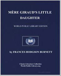 Mere Giraud's Little Daughter by Burnett, Frances Hodgson
