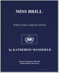 Miss Brill by Mansfield, Katherine
