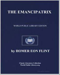 The Emancipatrix by Flint, Homer Eon
