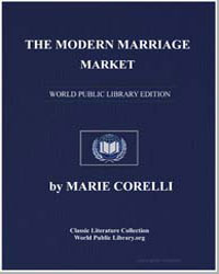 The Modern Marriage Market by Corelli, Marie